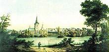 Bochum im vorigen Jahrhundert (Wikipedia)Der Fels in der Brandung